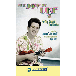 The Joy of Uke - Volume 2 (VHS)