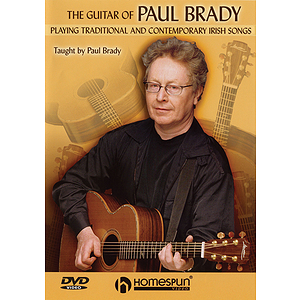 The Guitar of Paul Brady (DVD)