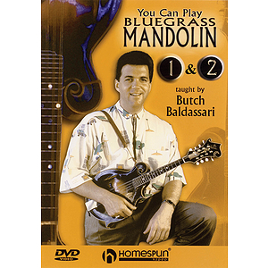 You Can Play Bluegrass Mandolin (DVD)