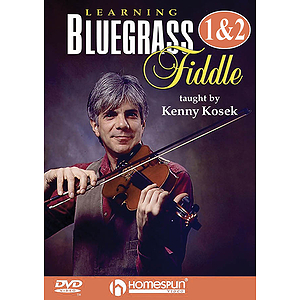Learning Bluegrass Fiddle (DVD)