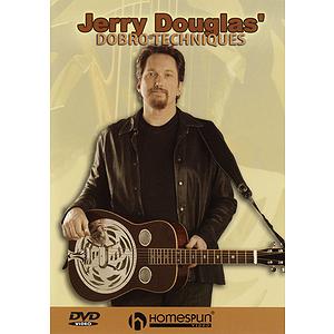 Jerry Douglas' Dobro Techniques (DVD)