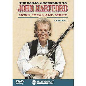 The Banjo According to John Hartford (DVD)