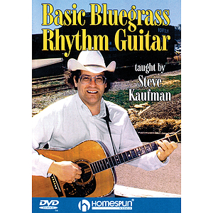 Basic Bluegrass Rhythm Guitar (DVD)