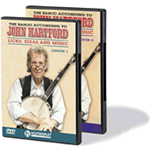 The Banjo According to John Hartford (DVD)