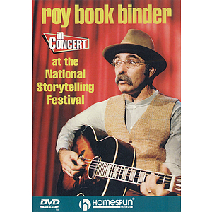 Roy Book Binder in Concert (DVD)
