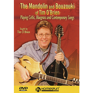 The Mandolin and Bouzouki of Tim O'Brien (DVD)