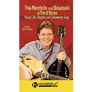 The Mandolin and Bouzouki of Tim O'Brien (VHS)