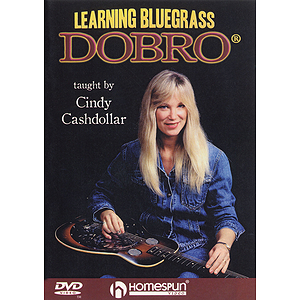 Learning Bluegrass Dobro (DVD)