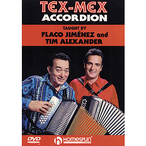 Tex-Mex Accordion (DVD)