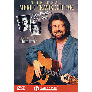 The Real Merle Travis Guitar (DVD)