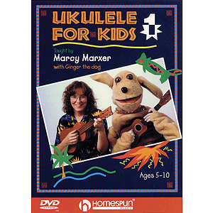 Ukulele for Kids - Lesson 1 (DVD)