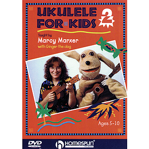 Ukulele for Kids - Lesson 2 (DVD)