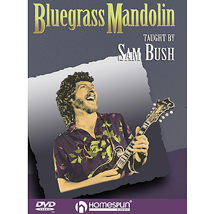 Bluegrass Mandolin (DVD)