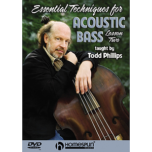 Essential Techniques for Acoustic Bass (DVD)