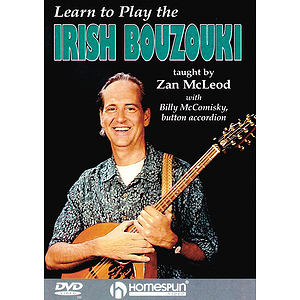 Learn to Play the Irish Bouzouki (DVD)
