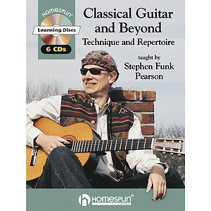 Classical Guitar and Beyond