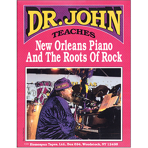Dr. John Teaches New Orleans and the Roots of Rock