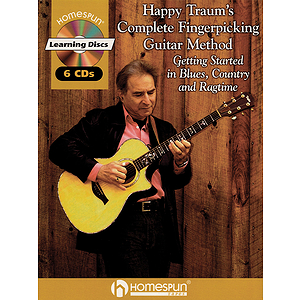 Happy Traum's Complete Fingerpicking Guitar Method