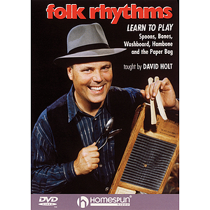 Folk Rhythms (DVD)