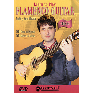 Learn to Play Flamenco Guitar (DVD)