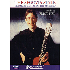 The Segovia Style (DVD)