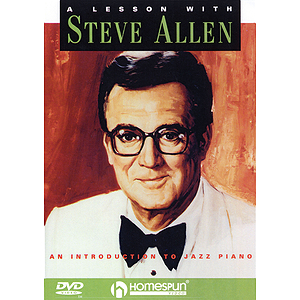 A Lesson with Steve Allen (DVD)