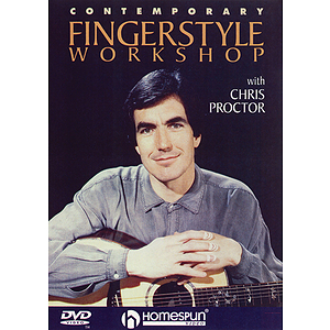 Contemporary Fingerstyle Workshop (DVD)