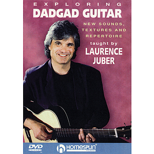 Exploring DADGAD Guitar (DVD)