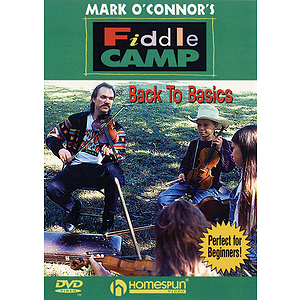 Mark O'Connor's Fiddle Camp (DVD)