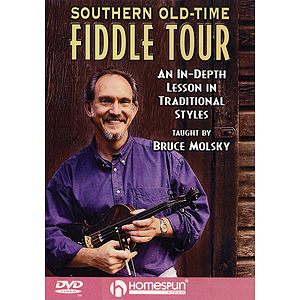 Southern Old-Time Fiddle Tour (DVD)