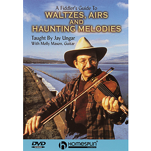 A Fiddler's Guide to Waltzes, Airs and Haunting Melodies (DVD)