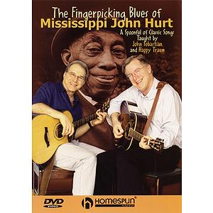 The Fingerpicking Blues of Mississippi John Hurt (DVD)