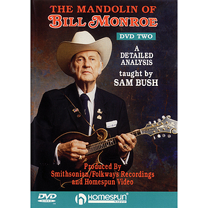 The Mandolin of Bill Monroe (DVD)
