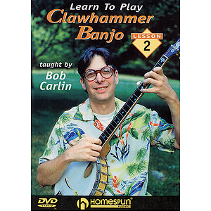 Learn to Play Clawhammer Banjo (DVD)