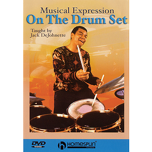 Jack DeJohnette Teaches Musical Expression on the Drum Set (DVD)