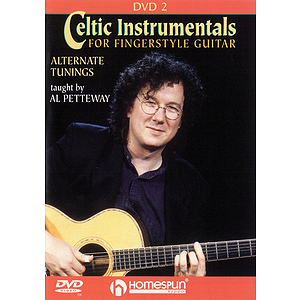 Celtic Instrumentals for Fingerstyle Guitar (DVD)