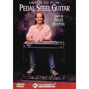 Learn to Play Pedal Steel Guitar (DVD)