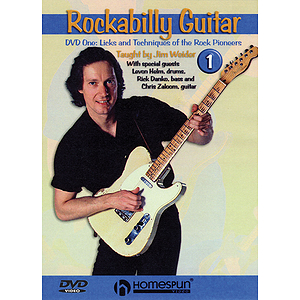 Rockabilly Guitar - Lesson One (DVD)