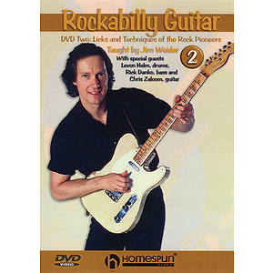 Rockabilly Guitar - Lesson Two (DVD)