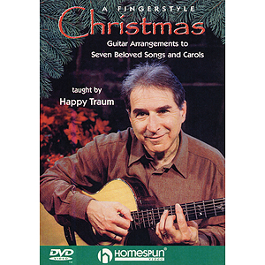 A Fingerstyle Christmas (DVD)