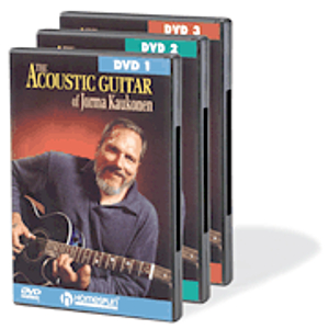 The Acoustic Guitar of Jorma Kaukonen (DVD)
