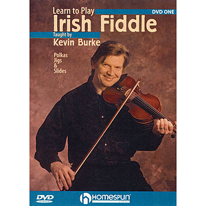 Learn to Play Irish Fiddle, Lesson One (DVD)
