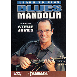 Learn to Play Blues Mandolin (DVD)