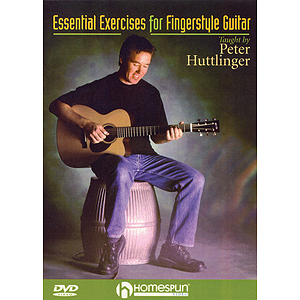 Essential Exercises for Fingerstyle Guitar (DVD)