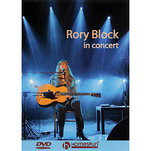 Rory Block in Concert (DVD)