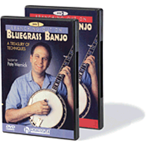 Branching Out On Bluegrass Banjo (DVD)