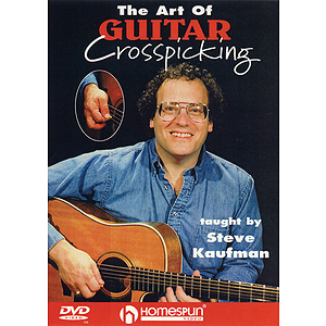 The Art of Guitar Crosspicking (DVD)