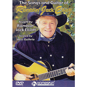The Songs and Guitar of Ramblin' Jack Elliott (DVD)