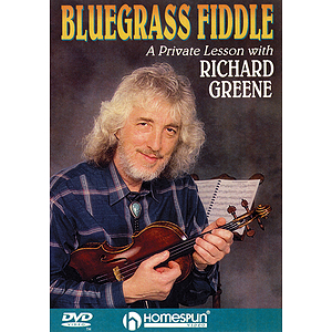 Bluegrass Fiddle (DVD)