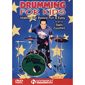 Drumming for Kids (DVD)